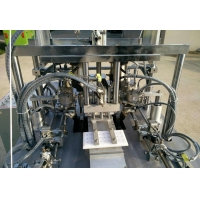 China 3 Ply EarLoop Welding Non Woven Face Mask Making Machine on sale