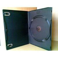 Buy cheap 7mm black single dvd case from wholesalers