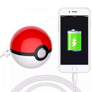 Buy cheap Fairy Ball Power bank POKE MOM  USB Pokemon Go LED Power Bank Poke Ball Externe Batterie DE Händler product