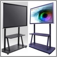 Buy cheap Competitive price 50 55 65 70 75 84 inch wifi tv for office and school For classroom from wholesalers