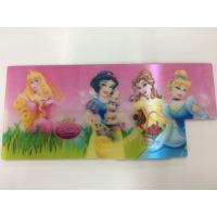 Buy cheap Disney Changing Pictures PET 3d Hologram Stickers For Kids , Pantone Color product