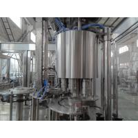 Buy cheap Bottle Washing Filling Capping Juice Filling Machine FOR Flowing Liquid CE SGS from wholesalers