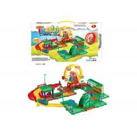 Buy cheap DIY Assembly Blocks Track Set Children ' s Play Toys Train Station Electric 29  from wholesalers