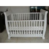 Buy cheap re:baby furniture solid pine baby bed from wholesalers