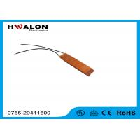 Buy cheap 250 ℃ - 260 ℃ PTC Ceramic Heater , Flexible Heating Element For Heater Assembly from wholesalers