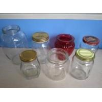 Buy cheap Glass Jar, Glass Honey Bottle from wholesalers