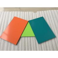 Buy cheap PVDF Paint ACP Aluminium Composite Panel , Aluminium Plastic Composite Panel product