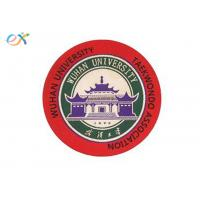 Buy cheap Standard Size Badge Iron On Embroidered Patches Applique For Clothing Decorative from wholesalers