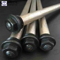 Extruded Water Heater Anode Rod Magnesium With Hex Head