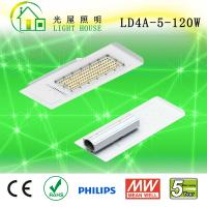 Buy cheap 380v 100w Led Street Light 120w Outdoor Standing For Garden product