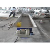 Buy cheap Plastic PE Granules Extrusion Machinery , Plastic PE Film Recycling Granules Production Line from wholesalers