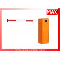 AC Motor Car Park Barriers Vehicle Access Control For Parking Management System