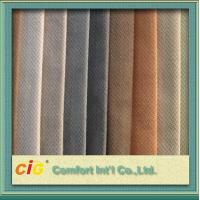 Buy cheap Blue Black Gray Microfiber Suede Fabric with 100% Polyester Embroidery Suede from wholesalers