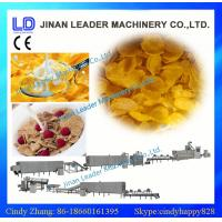 Buy cheap small scale corn flakes manufacturing machinery india making machine from wholesalers