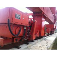 Buy cheap Hydraulic Rail Clamp / Rail Clamping With 400Kn / 600Kn Axial Load For Bucket Wheel Machine from wholesalers