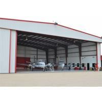 Buy cheap Space Frame Prefab Hangar Buildings , Modern Hangar Structure Customized Design from wholesalers