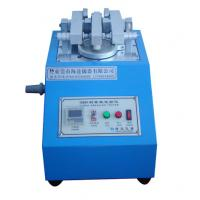 Buy cheap Wear resistant Rubber Testing Machine , Leather & Cloth & Coating Abrasion Testing Equipment from wholesalers