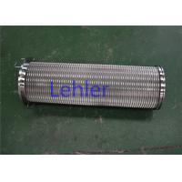 Buy cheap Slot 75 Y Strainer Filter Elements , Micron Pneumatic Screen Filter product