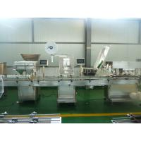 Buy cheap Full Automatic Desiccant Inserting Machine With PLC And Touch Screen Operation from wholesalers