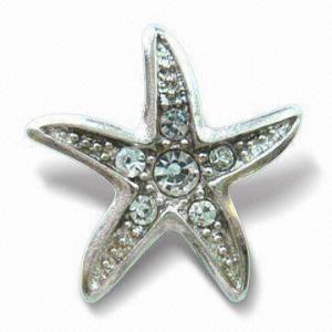 Buy cheap Hot Fix Rhinestone, Made of Metal with Handmade Diamond Decoration product