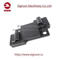 Buy cheap Manufacturer Rail Tie Plate,Railroad base Plate Fastener,Chinese Railway Tie Plate from wholesalers
