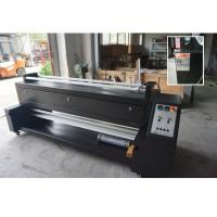 Buy cheap Roll To Roll Heat Print Machine With Filter Fan 1.8m Working Width 220 - 240V product