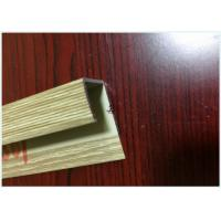 Buy cheap Black Anodized T3 - T8 6063 Aluminium Extrusion Channel Profiles from wholesalers