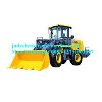 Buy cheap Model LW300KV Compact Wheel Loader With Bucket Volume 1.5-2.5CBM, Loading 3000kgs, 92KW Engine Power from wholesalers