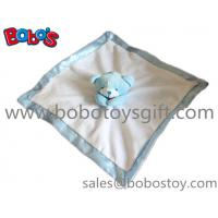 Buy cheap China Made Softest Blue Bear Baby Comforter Blanket In Wholesale Price from wholesalers