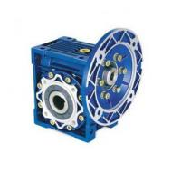 Buy cheap NMRV worm gearbox with motor input or either a B5 flange or B14 face on the motor from wholesalers