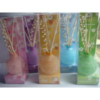 Buy cheap Eco - Friendly Lemon / Vanilla Reed Diffusers Air Fresheners Homechic from wholesalers