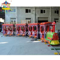 Buy cheap Theme park rides amusement park train rides for sale from wholesalers