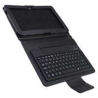Buy cheap Genuine leather case with strap for Samsung Tablet PC/Business bags and cases from wholesalers