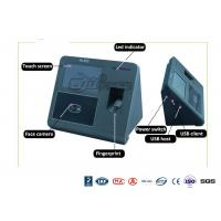 Buy cheap Biometrict Face Identification Access Control System IR Camara TCP IP 4.3 Inch from wholesalers