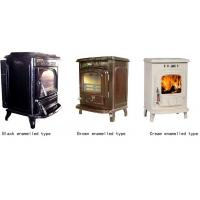 Buy cheap Enamelled Casting Iron Stove(multi-fuel  stove) from wholesalers