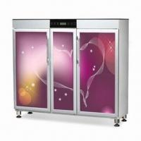 Buy cheap Electronic Shoe Cabinet with Smart Disinfection, Luxury Three-door and LCD Liquid Crystal Screen from wholesalers
