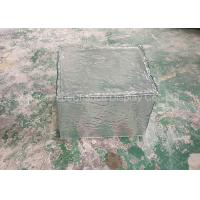 Buy cheap Square Shape Attractive Resin Ice Block , Shop Window Decoration Handmade Type from wholesalers
