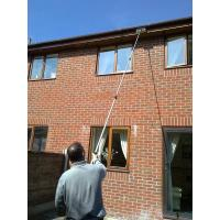 Buy cheap 18ft Carbon Fibre Window Cleaning Poles , mixed carbon fiber telescopic pole for window washing from wholesalers
