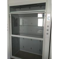 Buy cheap CE certificated Floor Mounted Lab Fume Hood Laboratory Furniture 5 foot wide All Steel Walk In Fume Hood from wholesalers