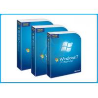 Buy cheap Microsoft Windows 7 Pro Retail Box Windows 7 professional Operating Systems from wholesalers