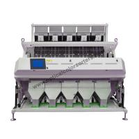 Buy cheap One Key Intelligent Chute Sorter , Full Color CCD Camera Color Sorter from wholesalers