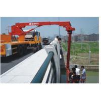 Buy cheap Lightweight 18m Bucket Highway Bridge Inspection Platform Vehicle 11240×2500 product