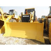 Buy cheap CAT 3306 Engine Used CAT Bulldozer , D6G Old Cat Dozers New Track Shoes from wholesalers
