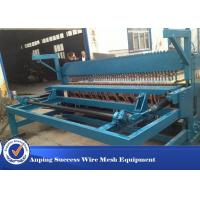 Buy cheap Electric 380V Welded Mesh Machine , Welding Wire Machine High Speed from wholesalers