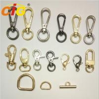Buy cheap Garments Accessories Handbag Snap Hook For Handbag Metal Chain from wholesalers