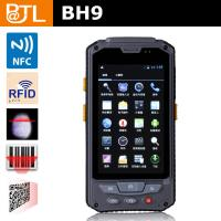 Buy cheap 4.4inch 3G Wireless smart handheld PDA Mobile RFID Reader  BH9 with Fingerprint Scanner from wholesalers