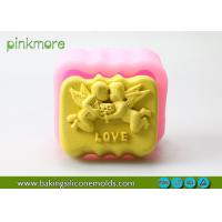 Buy cheap Personalized Food Grade Heat Resistant Silicone Mold / Soap Making Moulds from Wholesalers