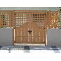 Buy cheap WPC Composite Picket Fence Panels from wholesalers