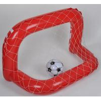 Buy cheap Outdoor Games Inflatable Kids Toys Football Goal Gate/Net  EN71 PVC Soccer Gate from wholesalers