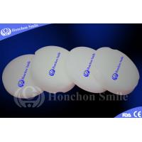 Buy cheap White Dental Wax Block Full Contour Synthetic Excellent Machinability from wholesalers